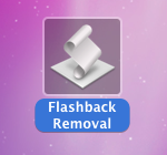 Flashback Removal Tool